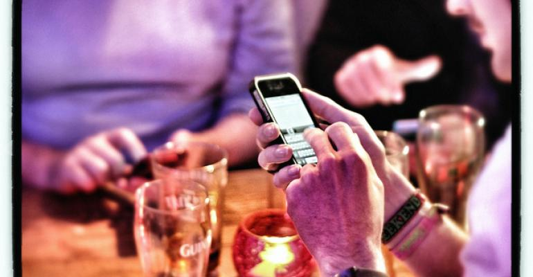 Smartphones at Meetings: The Way to Engage Attendees Now