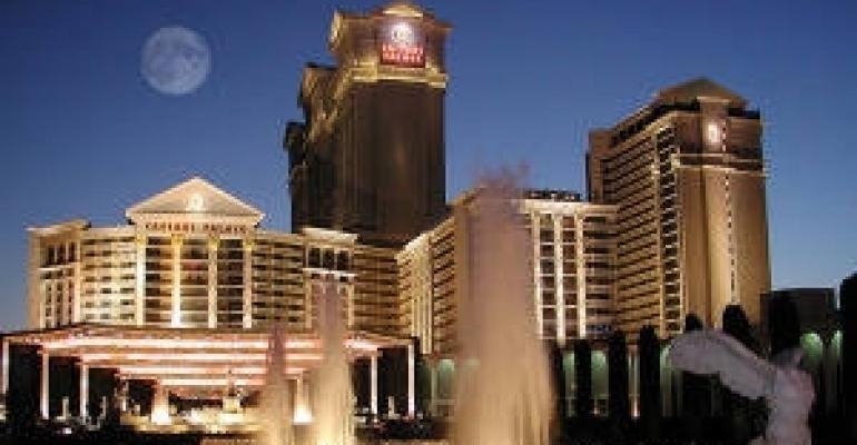 Las Vegas: Caesars Palace Opens Octavius Tower