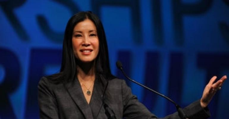 Lisa Ling Inspires FICP Annual Conference Audience