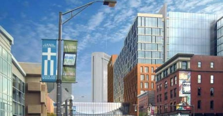 New Convention Center Hotel to Open in Columbus, Ohio