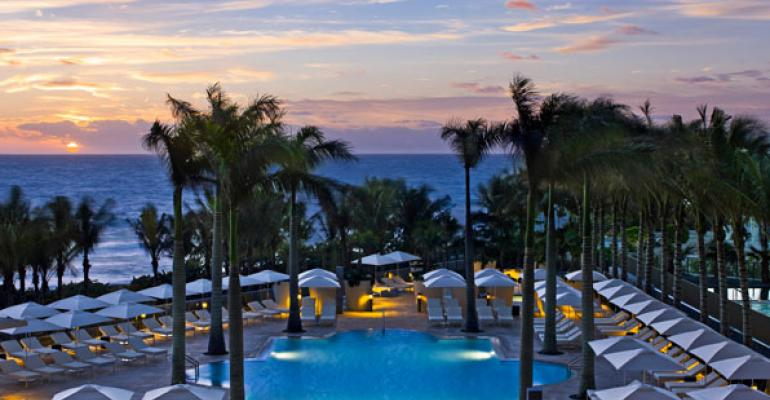 St. Regis Glamour the Perfect Fit for Bal Harbour