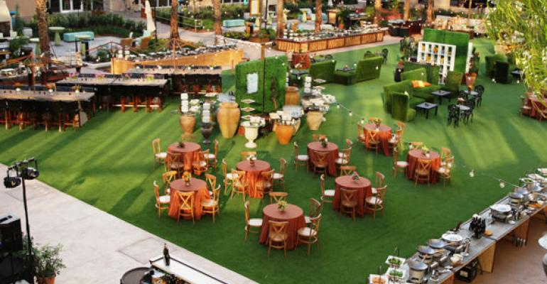 A New Al Fresco Reception Option at Gaylord Palms