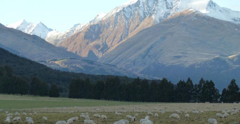 On Location: New Zealand 2012