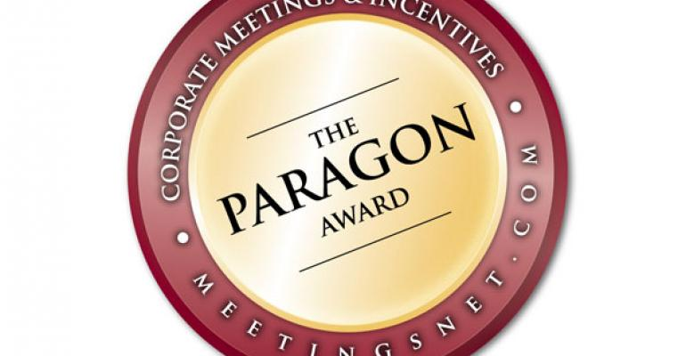 The Top 50 Hotels for Meetings and Incentives: Corporate Meetings & Incentives 2012 Paragon Award Winners
