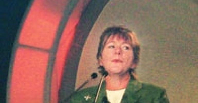 2012 Changemaker: Sharon Chapman
