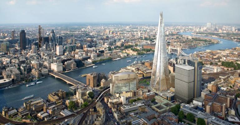 Europe's Tallest Building Is the Centerpiece of Revived London Quarter