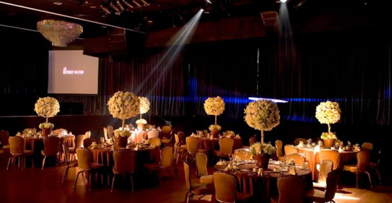 Beverly Hilton in Los Angeles Completes Technology Upgrade
