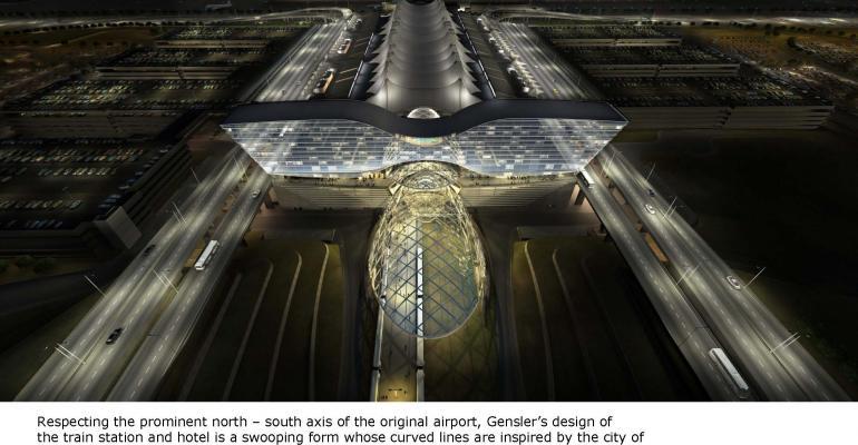 Denver International Airport Cites Progress on New Westin Hotel and Rail Station
