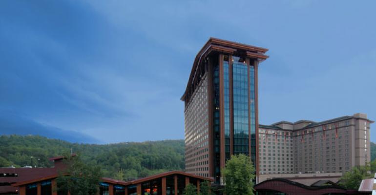 Harrah39s Cherokee has more than 21000 square feet of meeting space