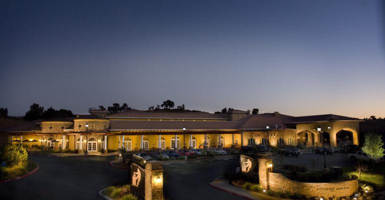 Napa's Meritage Resort Completes $40 Million Expansion