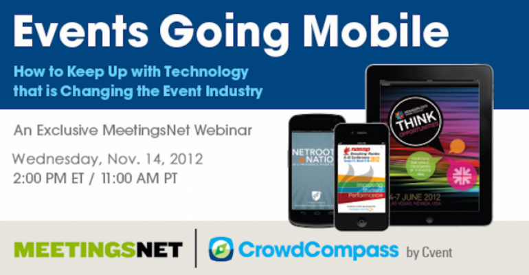 Events Going Mobile: How to Keep Up with Technology That is Changing the Event Industry