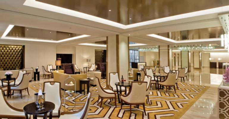 The Langham, Boston, Reveals Lobby and Lounge Renovation