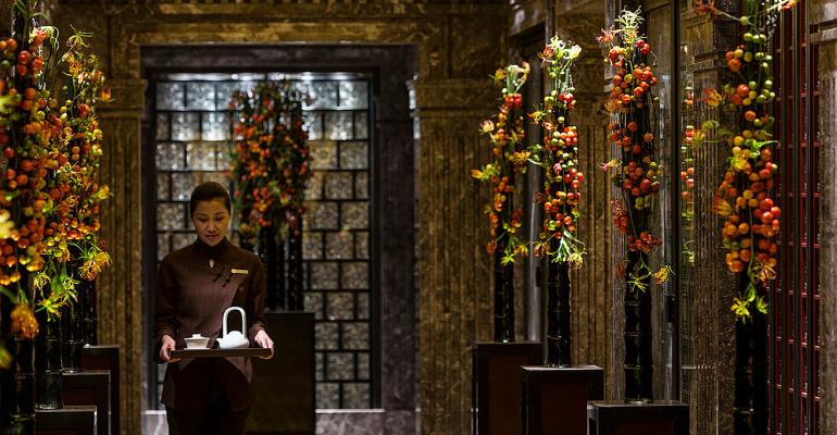 Four Seasons Opens in Beijing