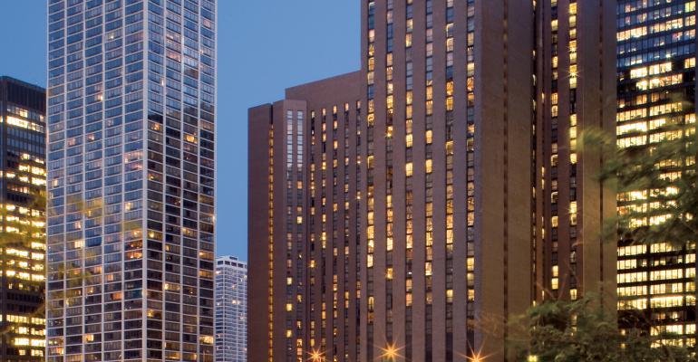 Hyatt Regency Chicago Gets a Fresh Look