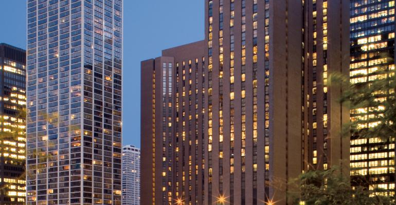 Hyatt Regency Chicago Gets a Fresh Look