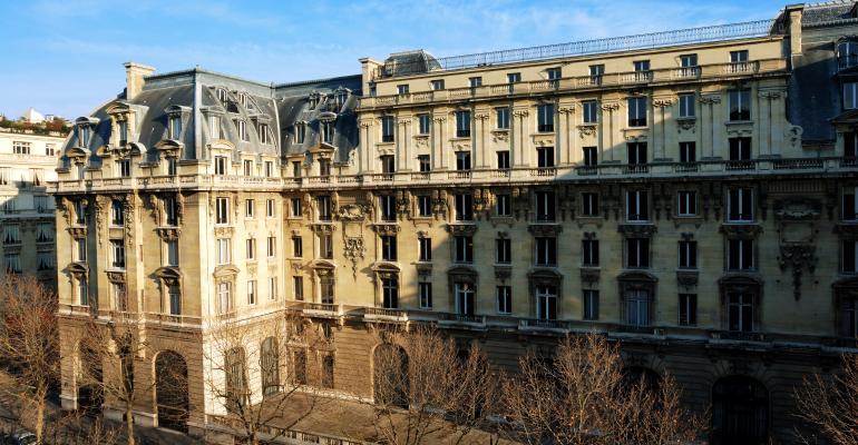 Peninsula Brand Comes to Paris