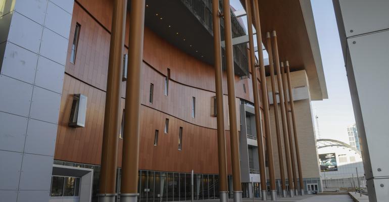 Music City Center to Open in Nashville