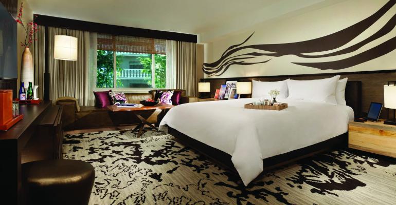 First Nobu Hotel Opens at Caesars Las Vegas