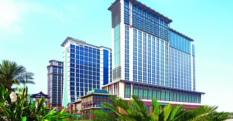 Sheraton Macao Expansion Creates Starwood's Biggest Property