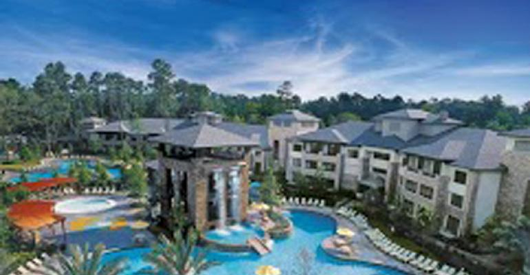 The Woodlands Resort Begins $60 Million Project