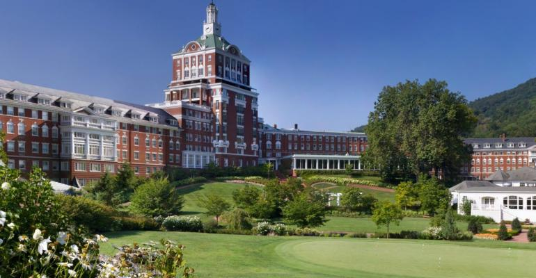 The Homestead Hot Springs WV is among five resorts purchased by Omni Hotels amp Resorts