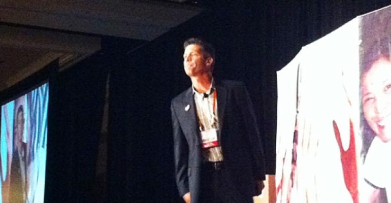 MPI WEC13: Flashpoint Speaker Lends a Literal Hand