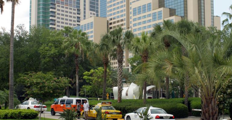 Hyatt Buys Peabody Orlando