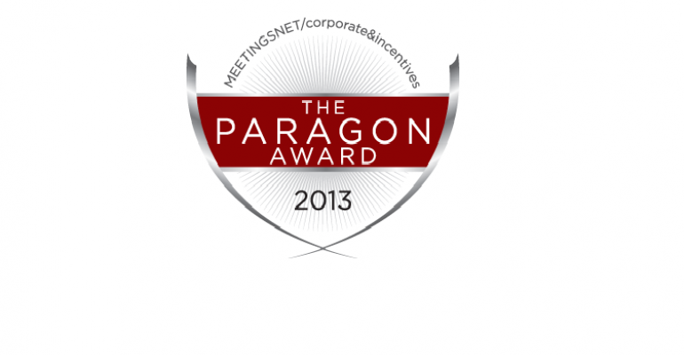 Congratulations to the 2013 Paragon Award Winners!