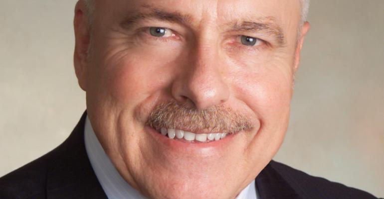 Stephen Powell senior vice president worldwide sales Intercontinental Hotels Group