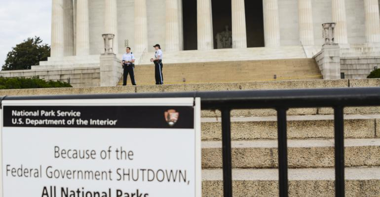 Shutdown Puts Government Planners Out of Work and Meetings Out of Commission