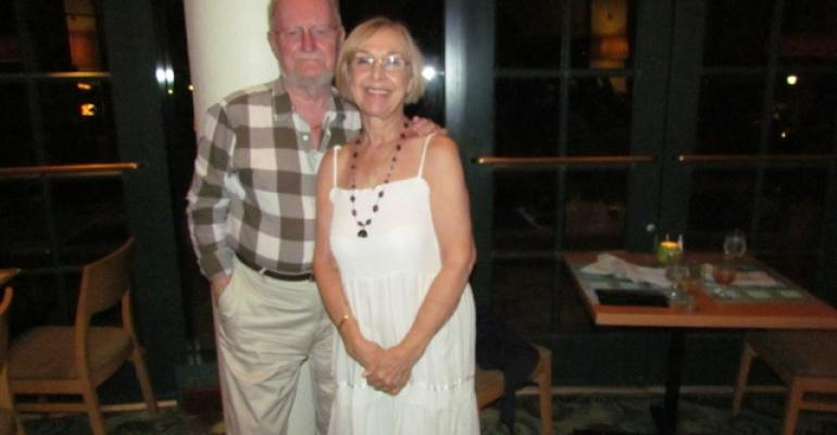 Pat and Vince Ahaesy: Partners in Work and in Life