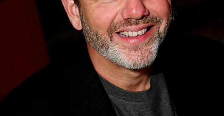 Forum producer Sam Lippman