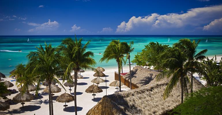 On Location: Aruba Marriott