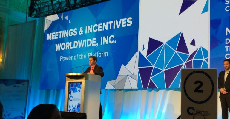 At Cvent39s Corporate Meetings Summit Brian Ludwig senior vice president of sales announced Meetings amp Incentives Worldwide Inc as the winner of Cvent39s Power of the Platform award