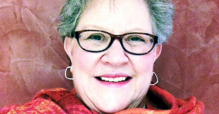Changemaker-in-Chief: Joan Eisenstodt