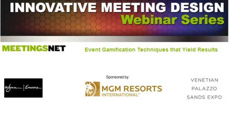 Event Gamification Techniques that Yield Results