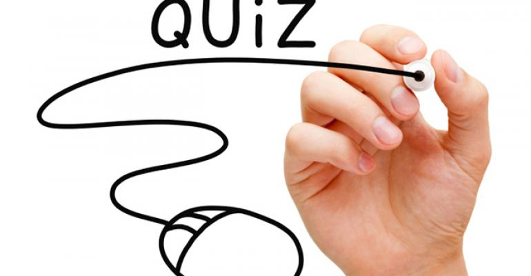 Quiz: Test Your  CME Skills