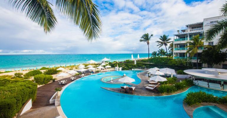 On Location: Regent Palms Turks & Caicos
