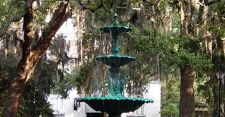 A Meeting Planner in Savannah