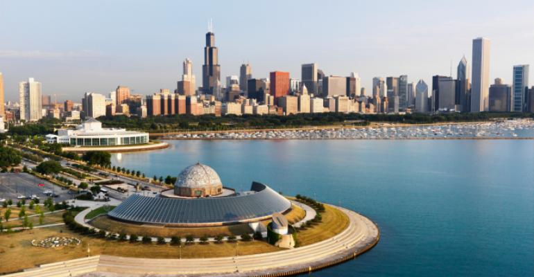 Chicago came out on top of Cvent39s 2014 Top 50 list