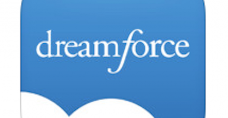 The Dreamforce App: In Your Corner, Not in Your Face