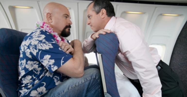 When It Comes to Comfort on Planes, Did We Ask for a Lack Thereof in Return for Cheap Airfare?