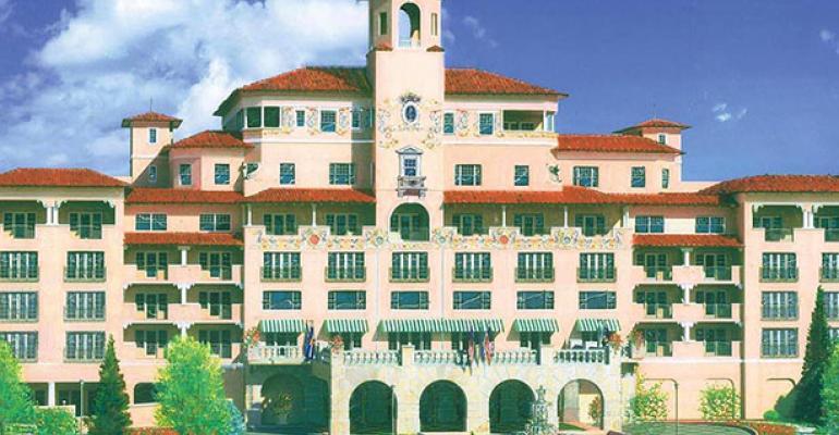 On Location: The Broadmoor