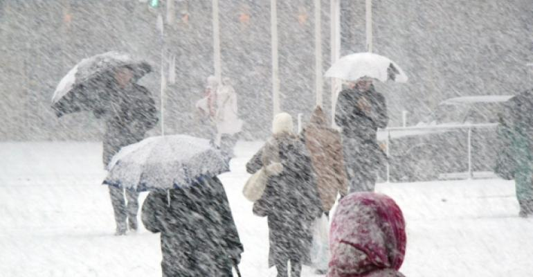 Northeast Meetings Face the Big Blizzard