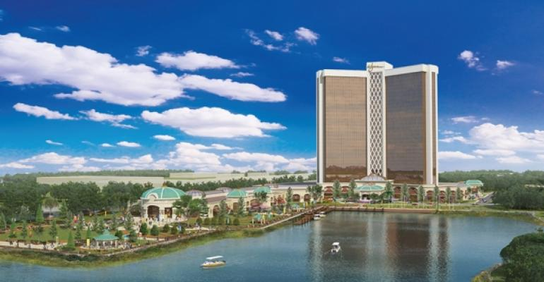 Wynn Resorts Unveils a New Design for Its $1.6 Billion Casino Resort Near Boston