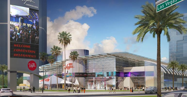 What Razing the Riveria Means to Vegas Conventions