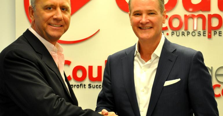 Robin Lokerman MCI Group and Tom Coulter Gibson Coulter Companies