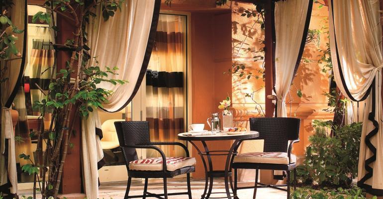 Eau Spa at Eau Palm Beach Resort & Spa Earns 5-Star Rating