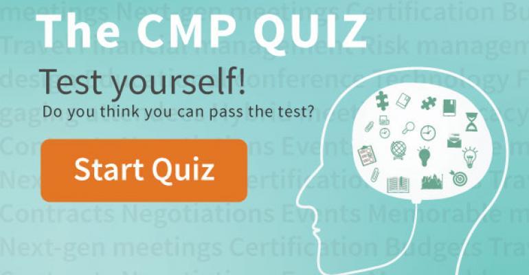 CMP Quiz