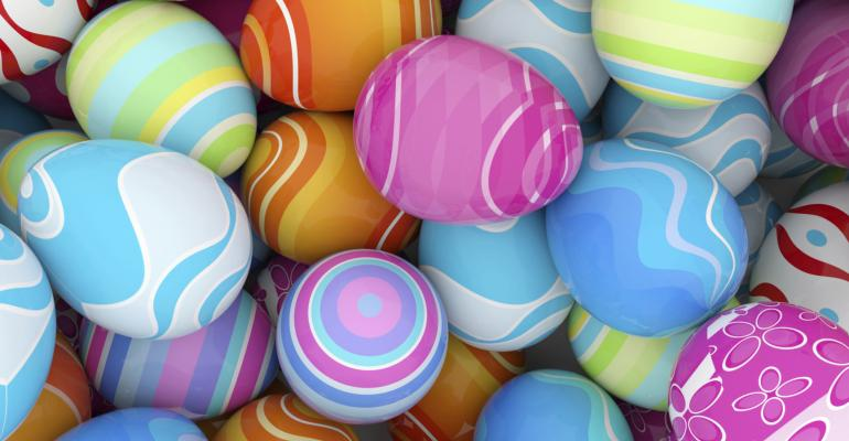 Easter Eggs Aren't Just for Easter